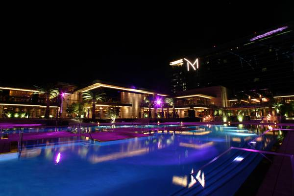 M Resort Las Vegas Sun News