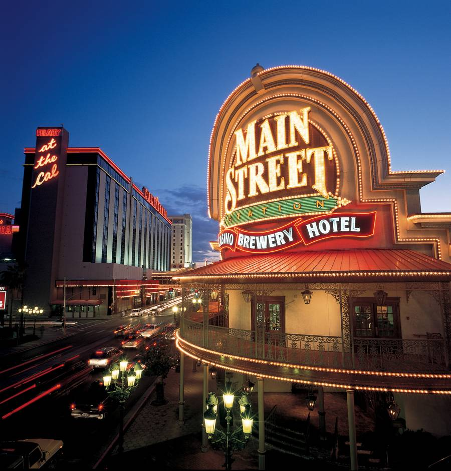 Mainstreet casino las vegas casino grand nv reno resort sierra