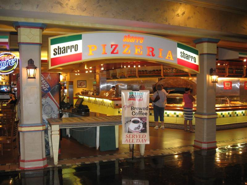 Sbarro at Bally's