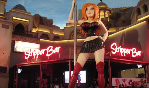 Stripper Bar