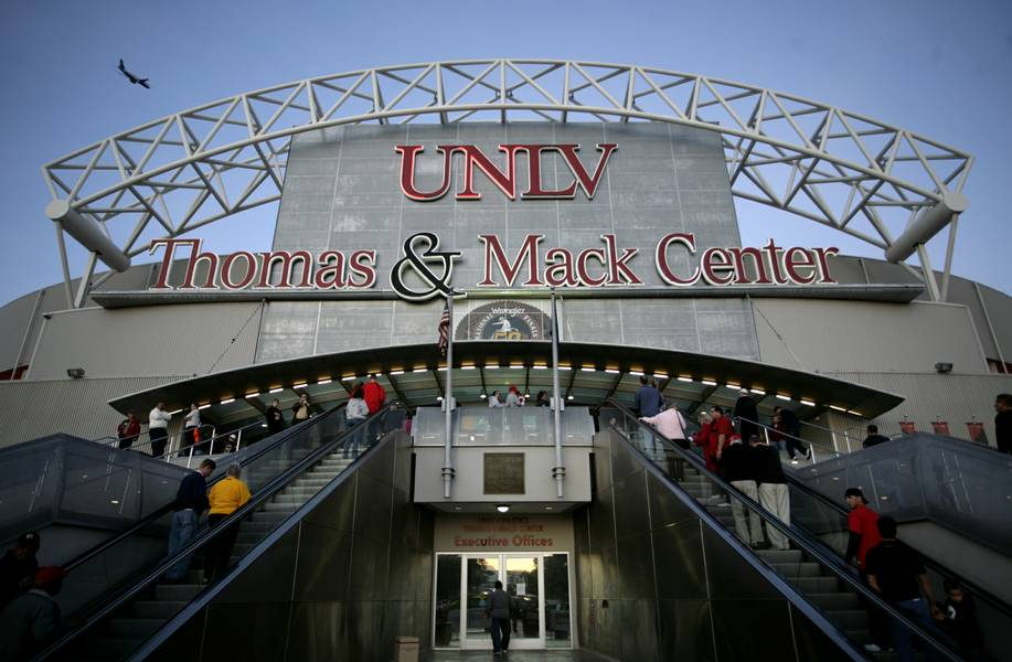 The Thomas & Mack Center