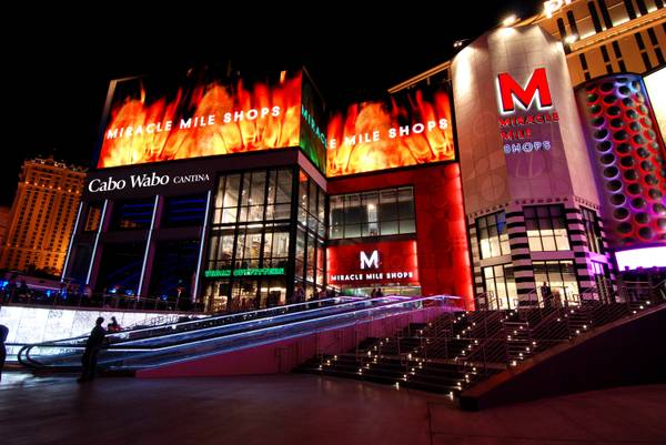 a9d59ce55ec54 Miracle Mile Shops at Planet Hollywood - Las Vegas Sun News