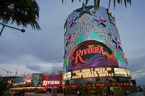 The riviera las vegas sun news for Riviera resort las vegas