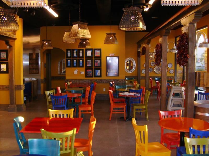 Cafe Rio  W Sahara