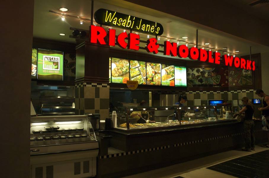 Wasabi Jane's Rice & Noodle Works