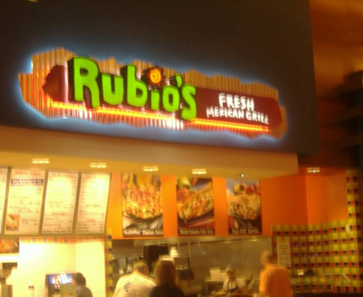 Rubio's Fresh Mexican Grill at Red Rock