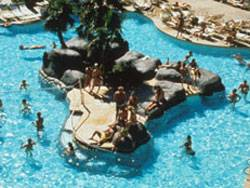 Pool at Tropicana