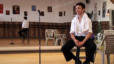 "Jersey Boys cast member Rick Faugno sits down with 702.tv to talk about his love for the classic singer/songwriters, as well as his inspiration for co-creating his one-time performance of his show ""Songs My Idols Sang (And Danced)"". The show will be running Sunday, August 23rd at South Point Casino."
