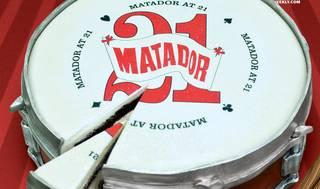Matador-Cake Time-Lapse