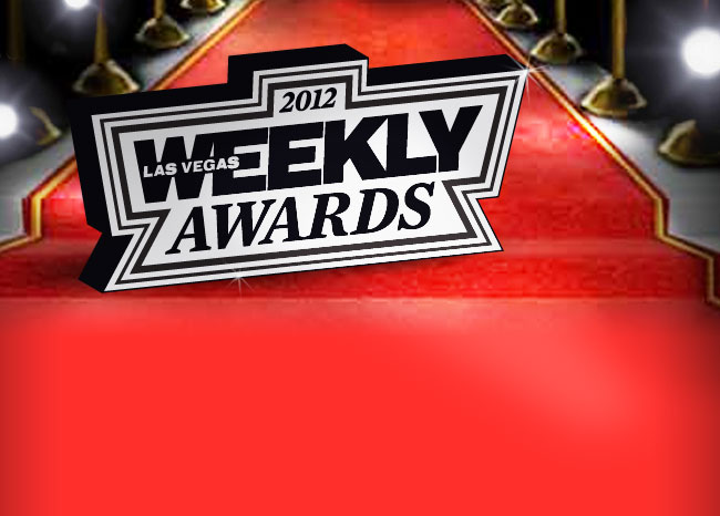 2012 Weekly Awards